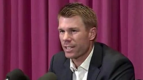 David Warner deserves another opportunity to represent Australia, says CA chief James Sutherland