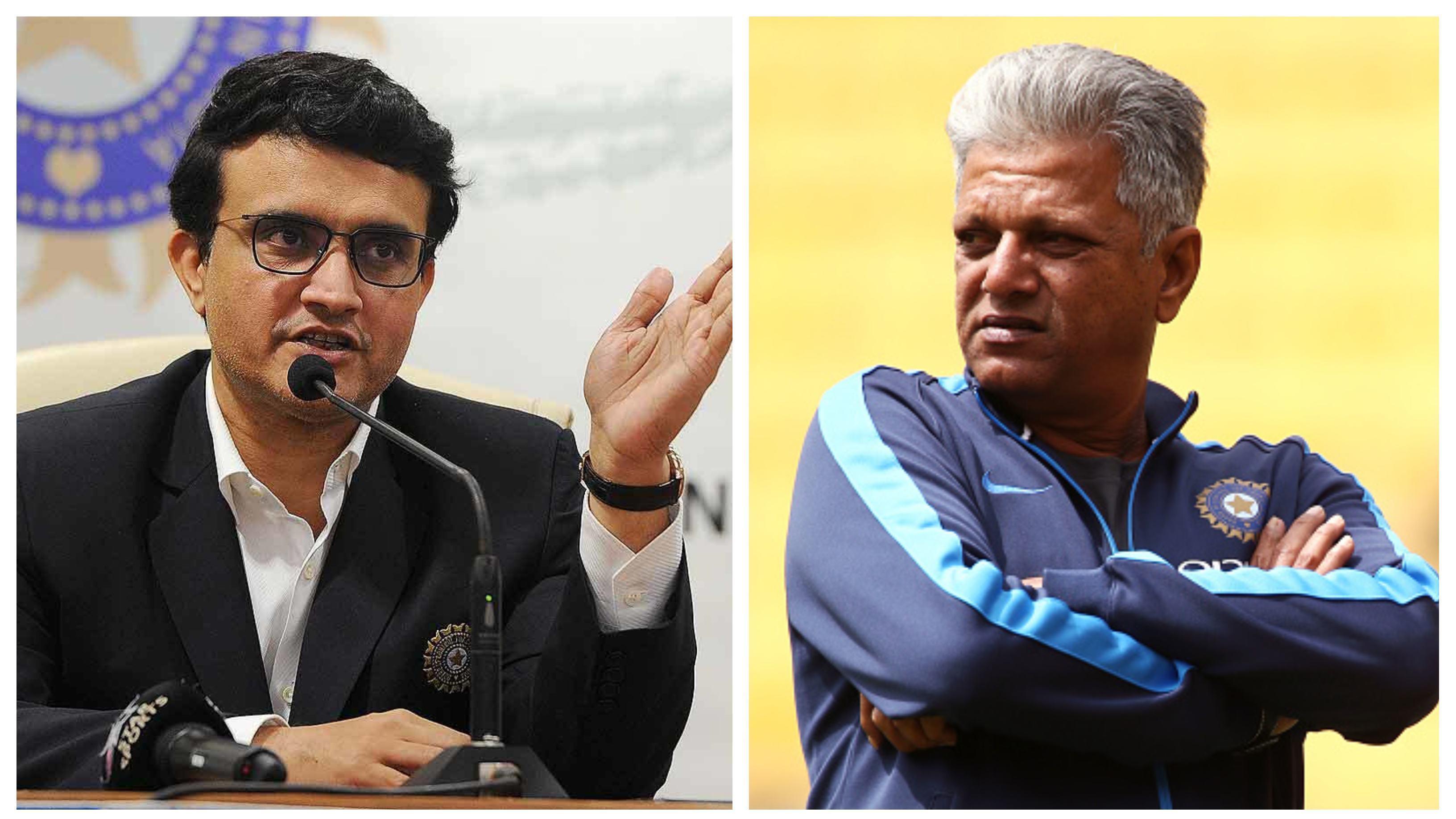 Sourav Ganguly expresses displeasure over WV Raman's sacking as India women's coach