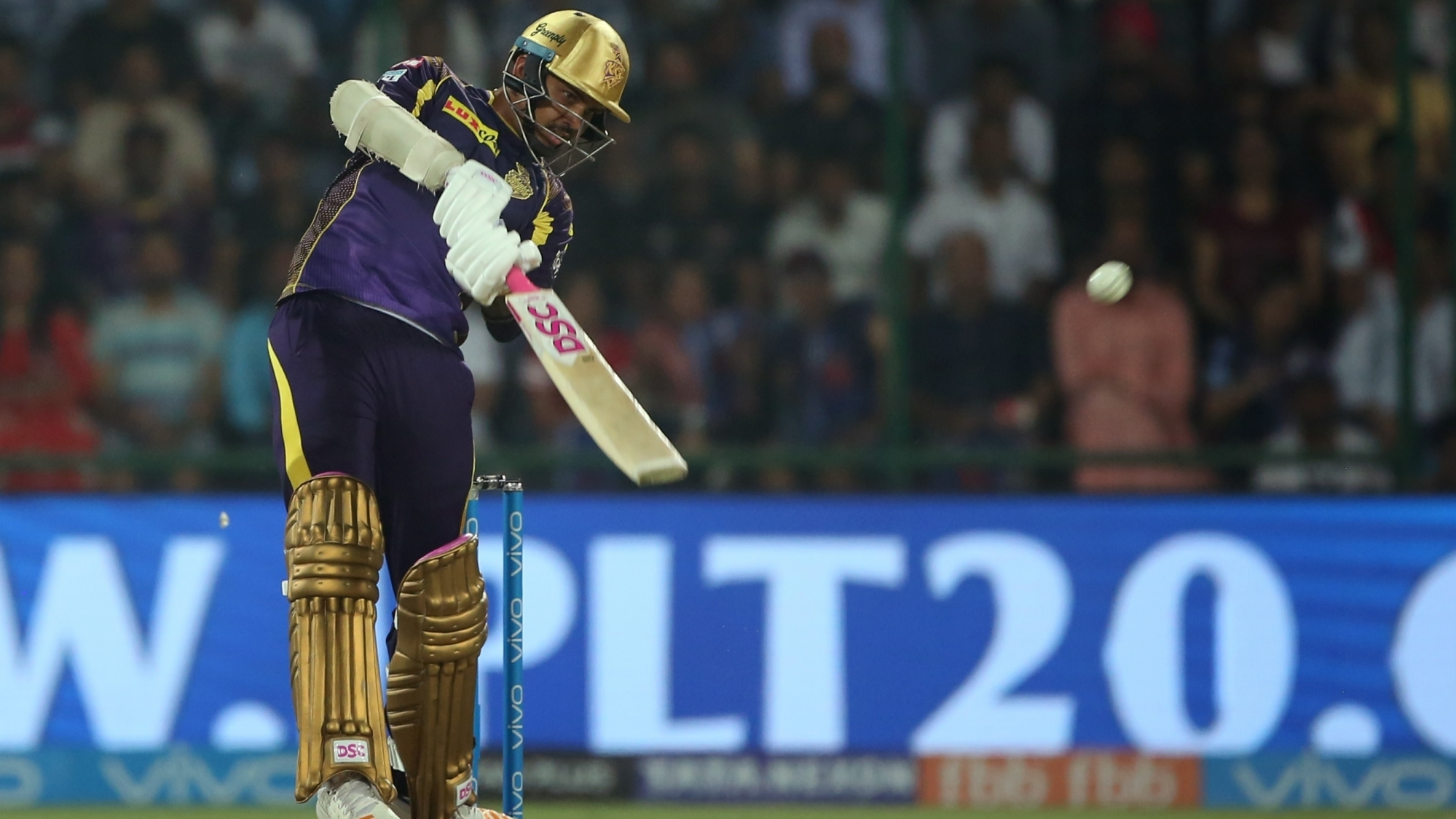 IPL 2018: Dinesh Karthik delighted with Sunil Narine's progress as a batsman
