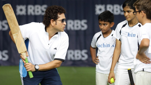 Sachin Tendulkar aims to produce 'good human beings' in new academy
