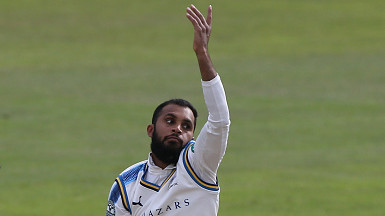 Adil Rashid to play red-ball Cricket for Yorkshire
