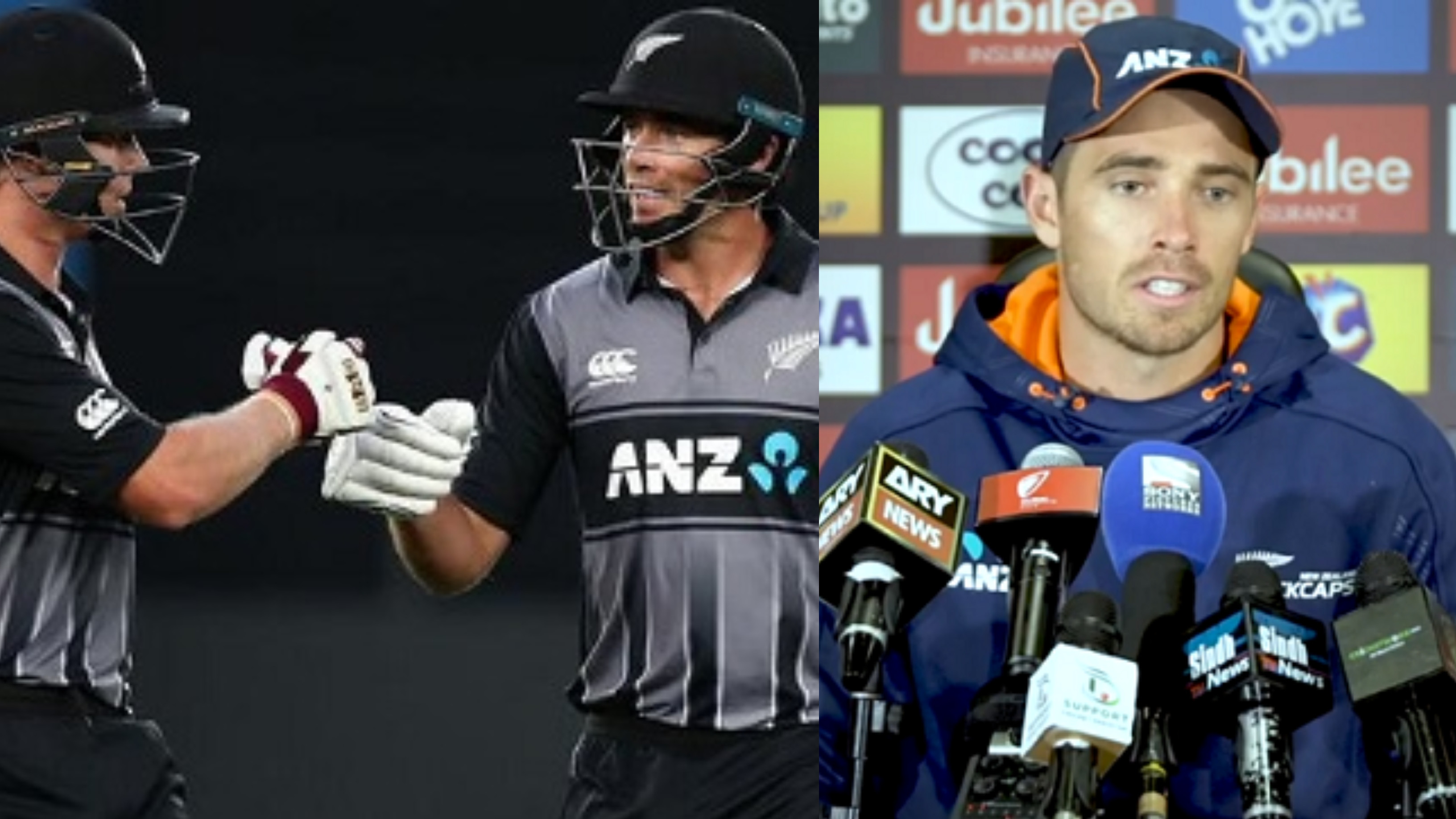 NZ v SL 2018-19: Tim Southee showers praise on Bracewell and Kuggeleijn after New Zealand's T20Is win over Sri Lanka