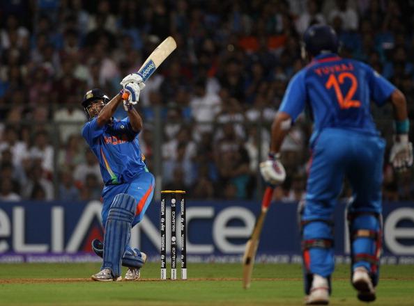 World Cup 2011 was won by entire Indian team' - Gambhir irked by  'obsession' with Dhoni six