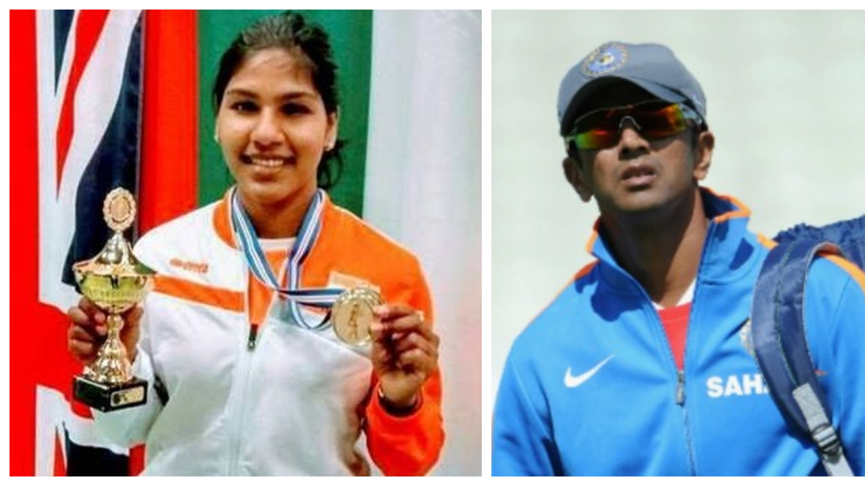 Rahul Dravid was very patient, gave us all the inputs, says Indian fencer Bhavani Devi
