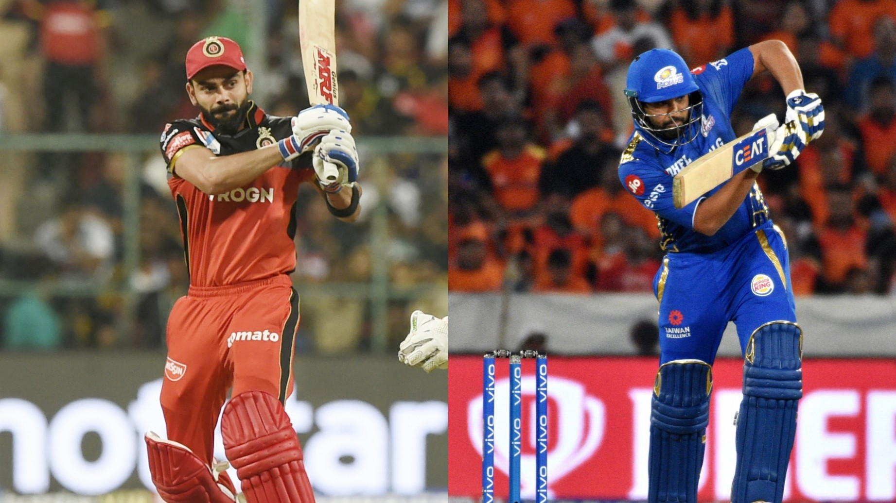 IPL 2019: Match 31, MI v RCB - MI opt to have a bowl at Wankhede