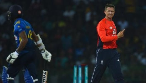 Joe Denly took four Sri Lankan wickets in one-off T20I | Getty Images