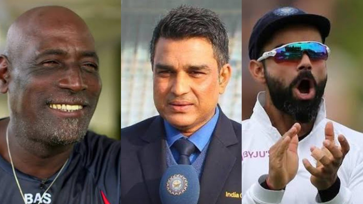 IND v ENG 2021: Sanjay Manjrekar correlates Virat Kohli's captaincy style with Sir Vivian Richards