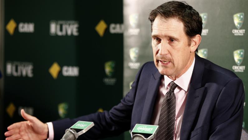 क्रिकेट ऑस्ट्रेलिया के सीईओ जेम्स सदरलैंड ने अपने पद से दिया इस्तीफा