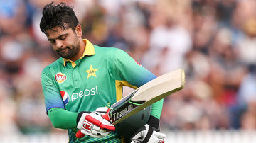 Ahmed Shehzad caught breaching the anti-doping agreement with PCB