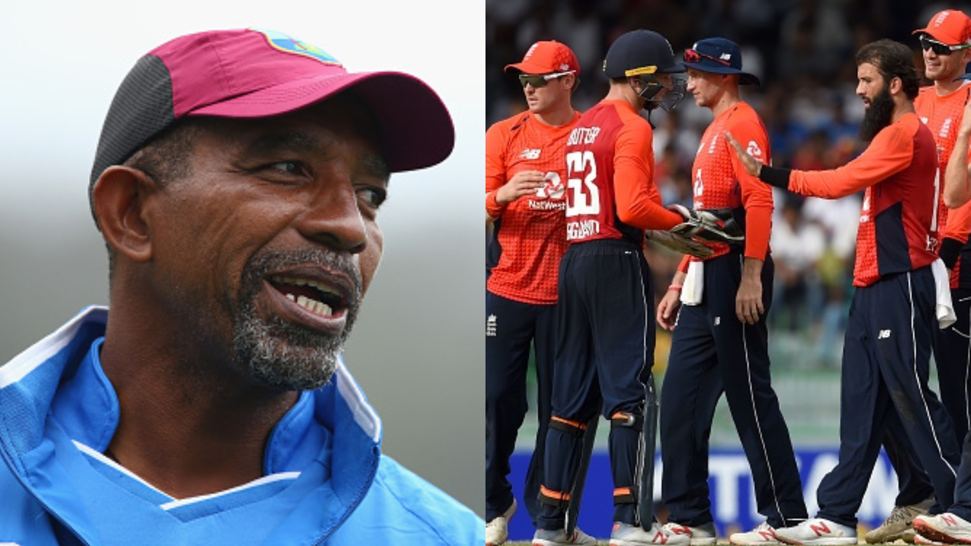 Phil Simmons picks England as title favorites in World Cup 2019