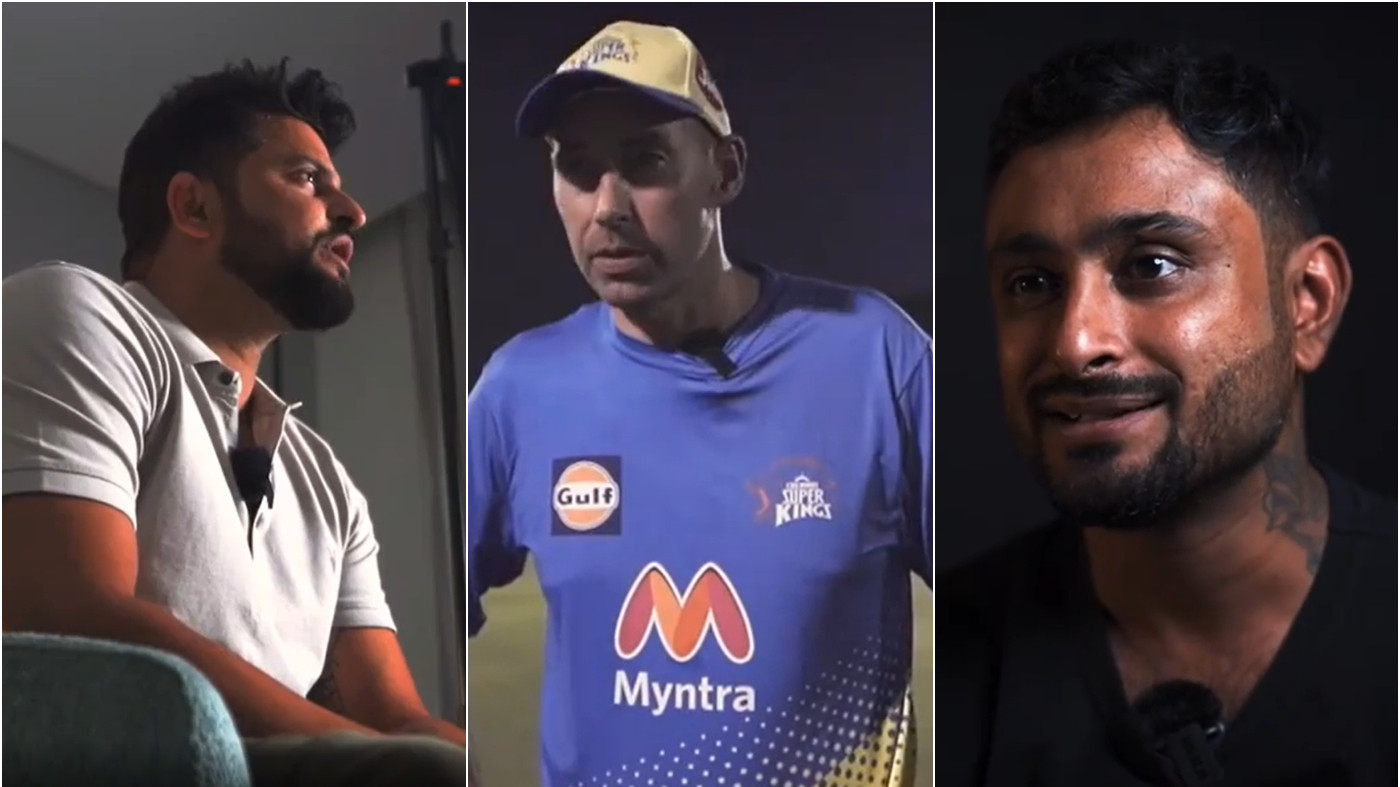 IPL 2021: WATCH - Chennai Super Kings members open up on rivalry with Mumbai Indians in pre-match build-up