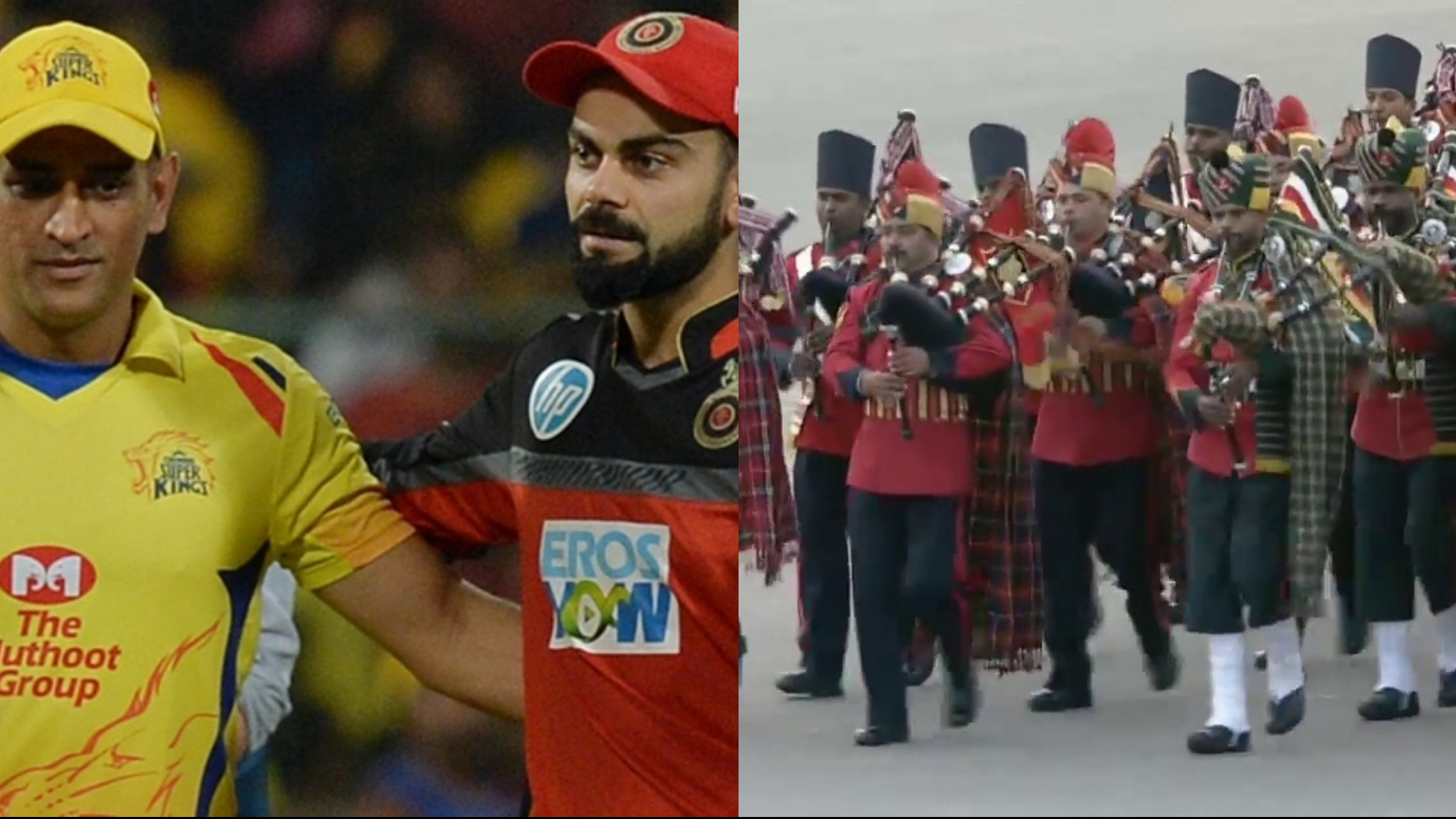 IPL 2019: IPL opener between CSK and RCB to see military bands performing