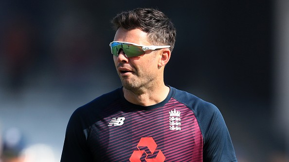 James Anderson to continue his recovery from calf injury at special bowling camp in South Africa