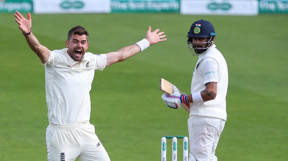 ENG vs IND 2018: Virat Kohli-James Anderson rivalry impresses Jos Buttler