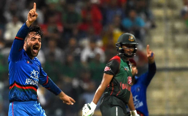 Rashid Khan shined with both bat and ball | Getty
