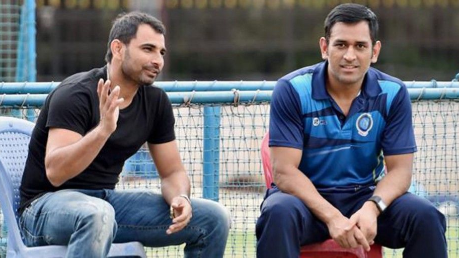 Mohammed Shami can't cheat his wife and country, says MS Dhoni