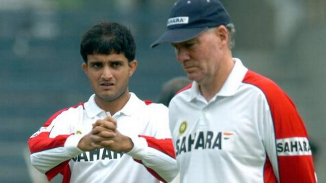 Sourav Ganguly reveals unknown facts about his spat with Greg Chappell