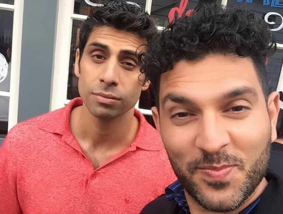Ashish Nehra and Yuvraj Singh   Instagram