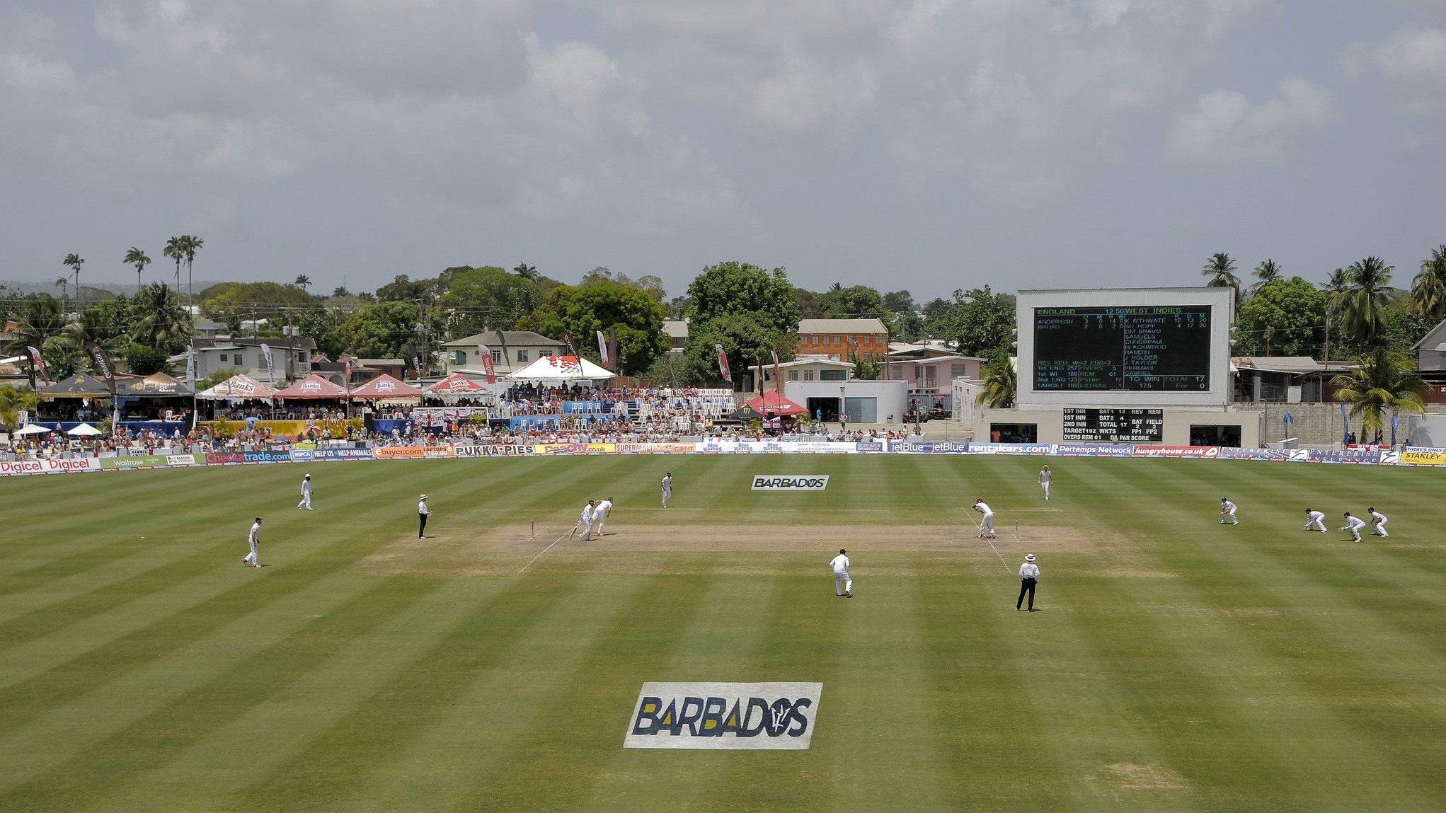 Barbados declared winners after suspension of four-day championship in the Caribbean