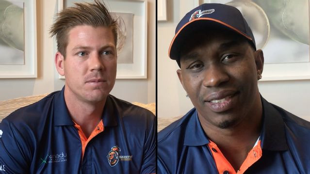Dwayne Bravo and James Faulkner back T10 League to become worldwide sensation