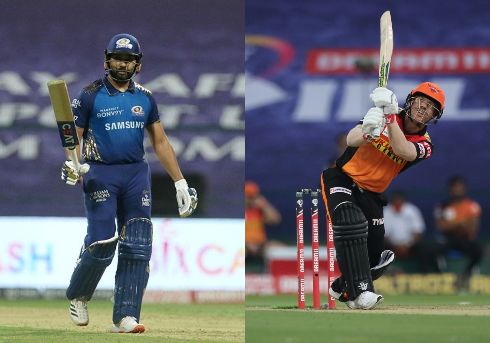 Both MI and SRH have won two games out of the four they have played   IANS