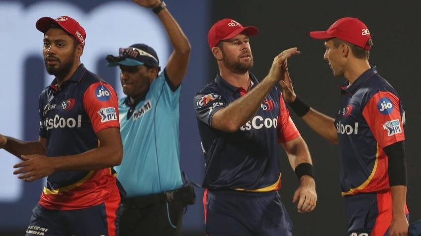 IPL2018: Delhi Daredevils to sport