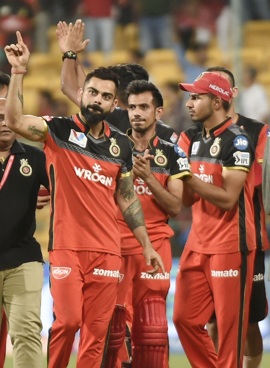 RCB have another terrible season as they finish at the bottom of the points table of IPL 2019 | IANS
