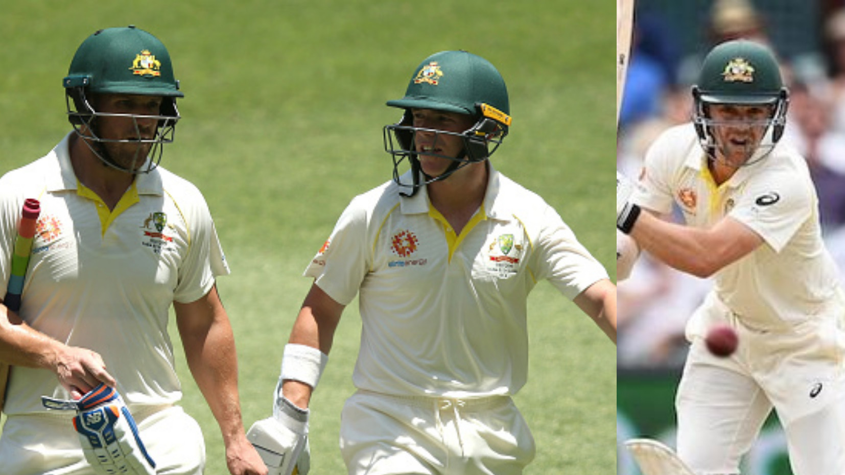 AUS v IND 2018-19: 2nd Test, Day 1 – Harris, Finch and Head fifties take Australia to 277/6 on Perth green top