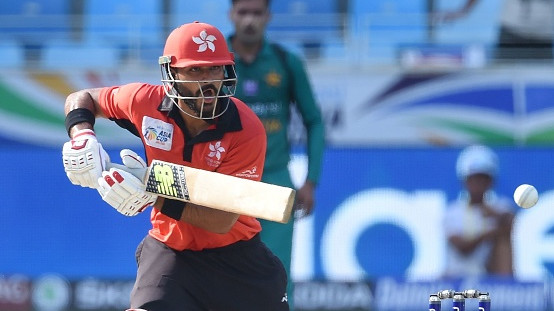 Asia Cup 2018: Hong Kong skipper Anshuman Rath bemoans soft dismissals while batting against Pakistan