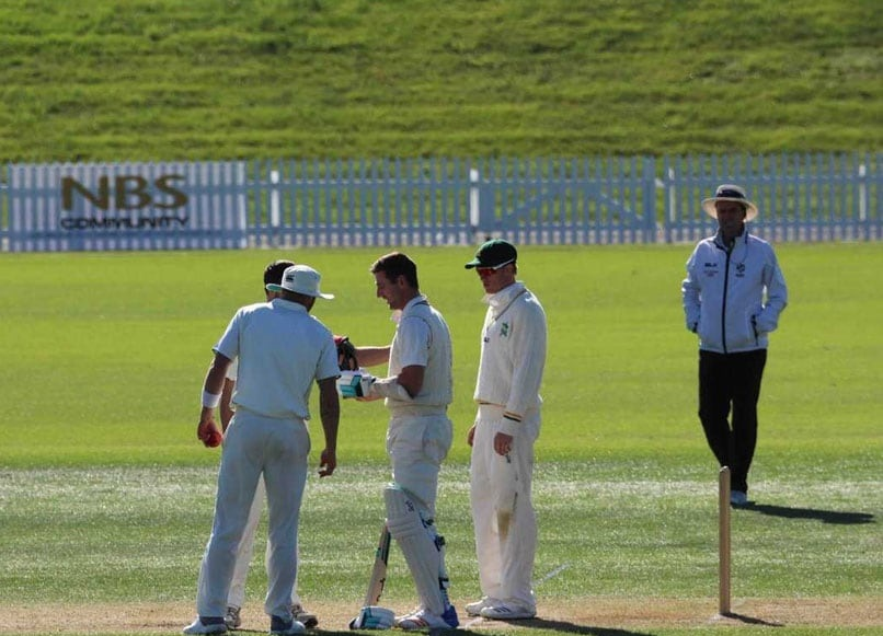 NZ Plunkett Shield sees double declaration at 0/0 in the Canterbury vs Central Stags match | Twitter