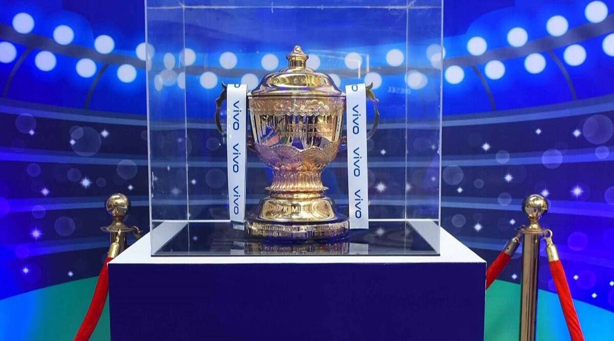 IPL Trophy    IANS