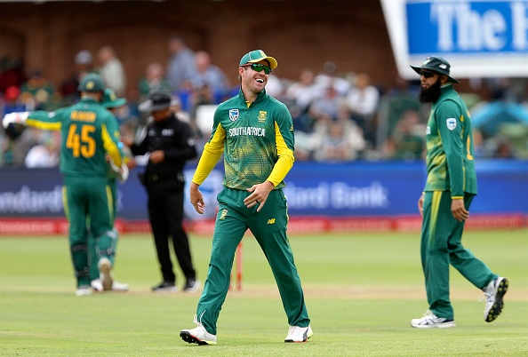 SA v IND 2018: AB de Villiers ruled out of the T20I series