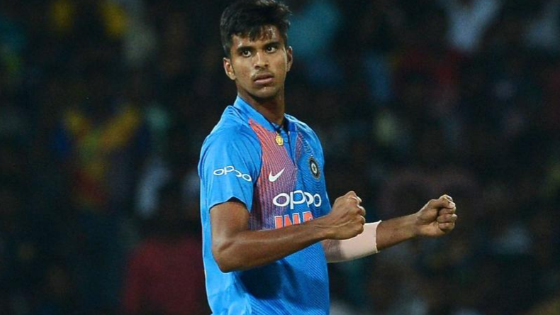 Nidahas Tri-series 2018: Watch – Washington Sundar provides a 60 sec match report of India-Bangladesh T20I
