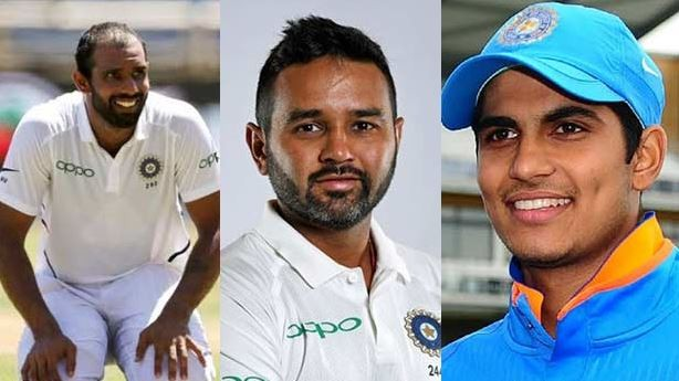Hanuma Vihari, Parthiv Patel, Shubman Gill named captains for Deodhar Trophy
