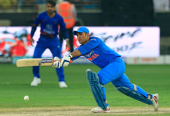Dhoni had led India against Afghanistan in Asia Cup 2018 | Getty
