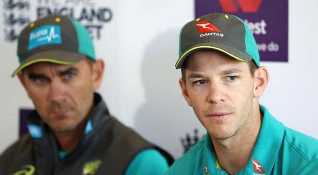Tim Paine and Justin Langer will have a tough task facing a full strength Indian side | Getty