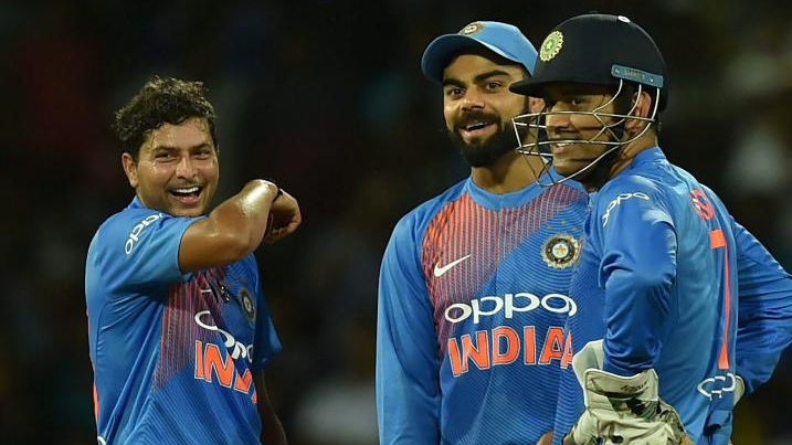 IPL 2018: Kuldeep Yadav wants to add MS Dhoni and Virat Kohli to his list of wickets in IPL 11