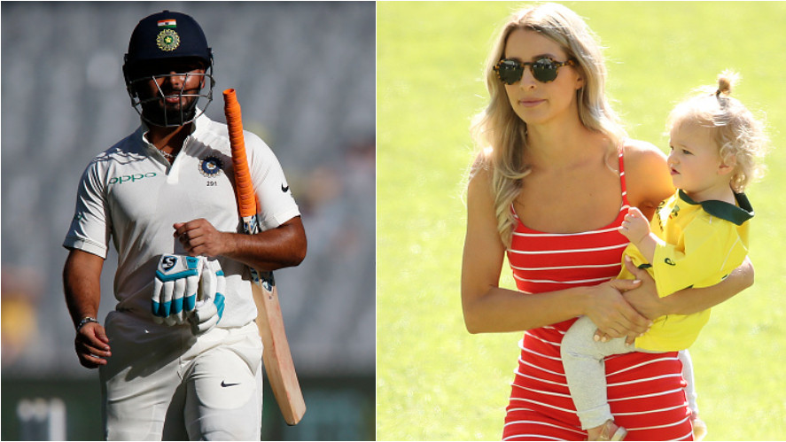 Bonnie Paine acknowledges she gained thousands of followers overnight because of Rishabh Pant