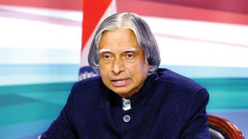 The late President Dr A P J Abdul Kalam | Twitter