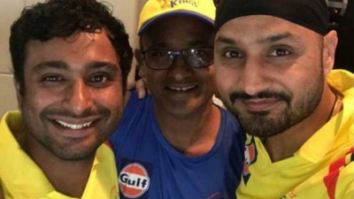 Ambati Rayudu's teammates greet him on his 34th birthday