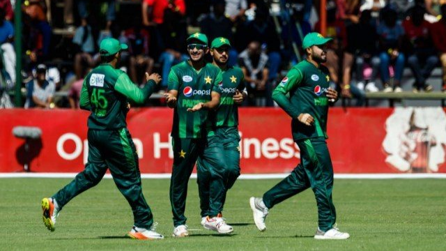 T20I Tri Series 2018 : Match 1, ZIM vs PAK - Statistical Highlights