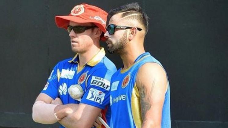 एबी डिविलियर्स ने विराट कोहली को नहीं, बल्कि इस खिलाड़ी को बताया अपना पसंदीदा भारतीय क्रिकेटर