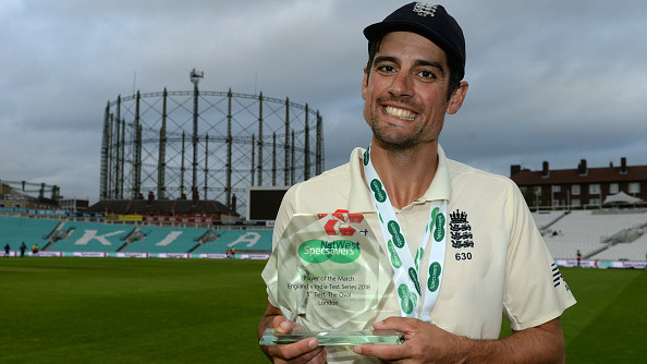 ENG v IND 2018: Alastair Cook delighted after a perfect farewell from Test cricket
