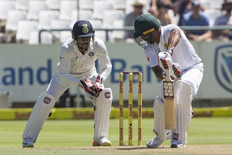 SA vs IND 2018: Wriddhiman Saha breaks MS Dhoni's  record