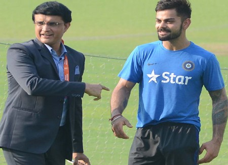 SA v IND 2018: Sourav Ganguly is in awe of Virat Kohli's spectacular batting