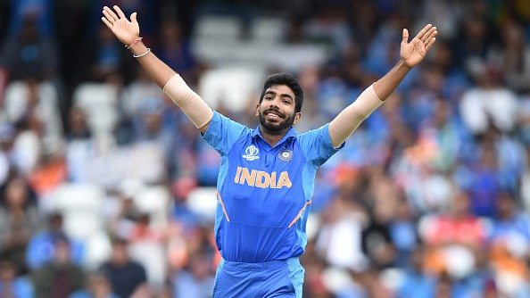 Jasprit Bumrah relives his cricketing journey with an emotional Twitter post