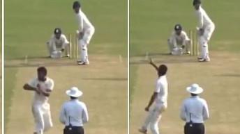 Uttar Pradesh bowler Shiva Singh says he won't stop his '360-degree' bowling