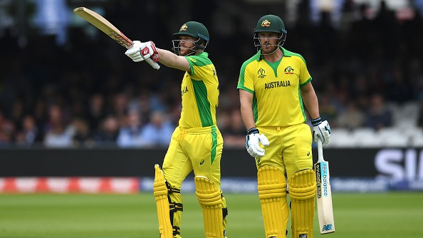 CWC 2019: Selfless Aaron Finch praises David Warner after routing England at Lord's