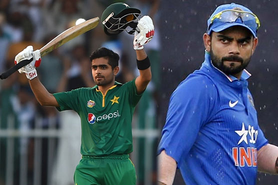 Watch: Sarfaraz Ahmed calls Babar Azam 'Chota Cheeku'