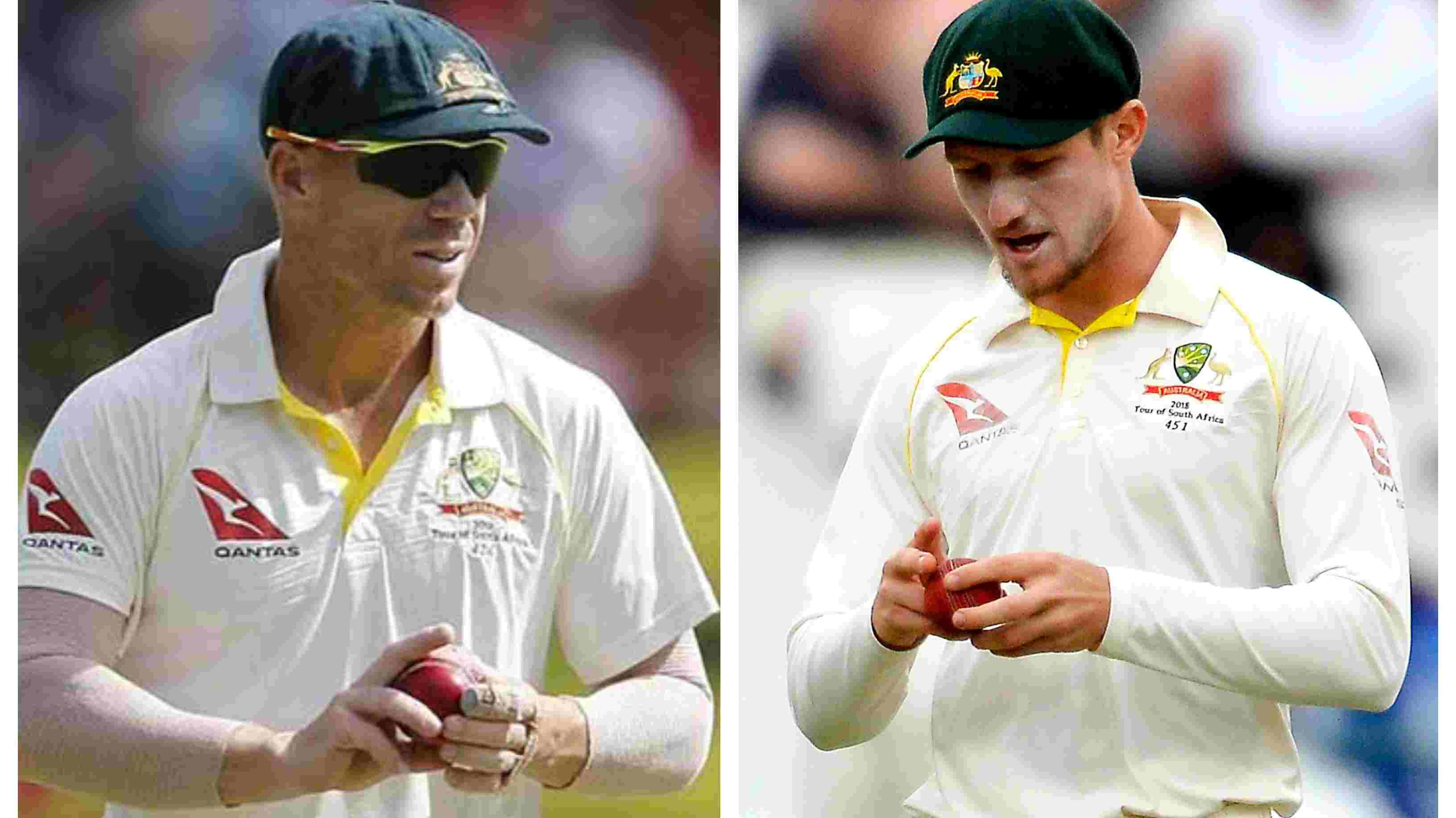 David Warner suggested me to tamper the ball, says Cameron Bancroft